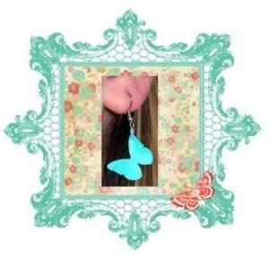 ♥DIY Paper Punch Earrings ♥