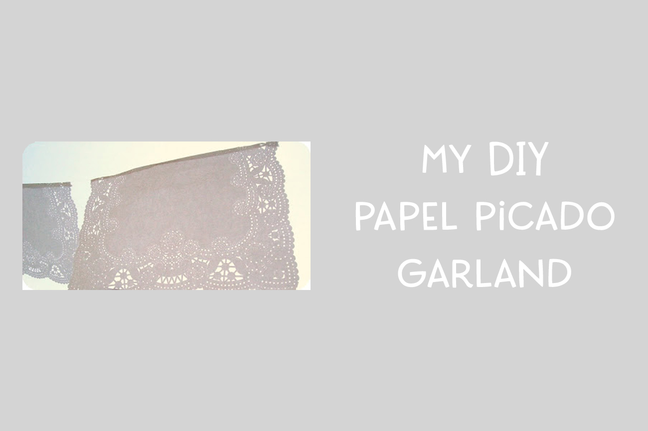 DIY Papel Picado Garland
