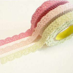 ♥DIY craft: Lace Tape♥