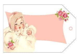 ♥Little Miss Mama + a Brand Spankin New Freebie Image!♥