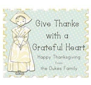 ♥ Freebie Image: Happy Thanksgiving!♥