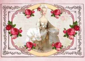 ♥Freebie Image: Marie Image from An Artful Adventure♥