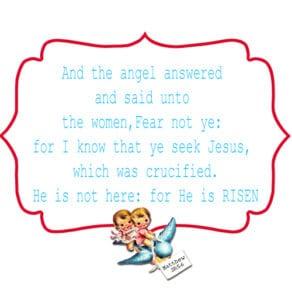 ♥Freebie Image: Have a Blessed Resurrection Sunday!!♥