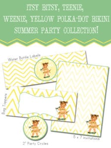 ♥ Freebie Summer Collection and Whatever You Want Wednesday # 34 ♥