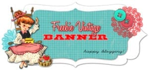 ♥Freebie Image: Sew Pretty Blog Banner and Matching Button! ♥