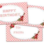 freebie vintage birthday tags example