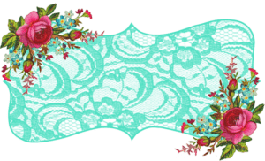 ♥ Freebie Image: Pretty as a Flower Blog Banner ♥