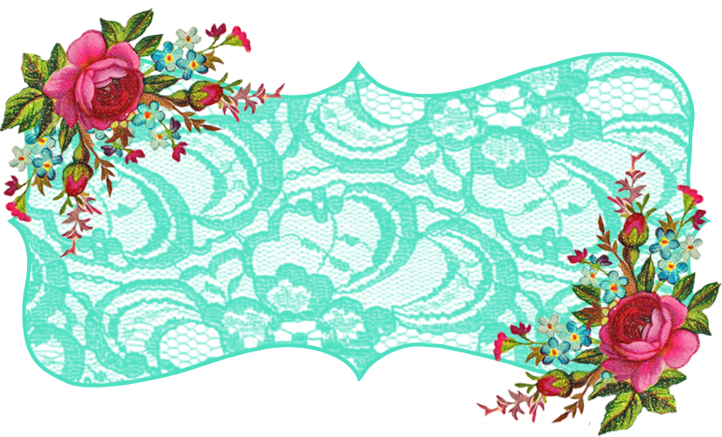 clipart floral banner - photo #47
