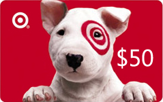 ♥ $50 Target Gift Card Giveaway! ♥ CLOSED