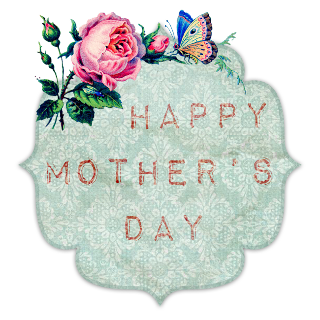 Happy Mother's Day Vintage Freebies!