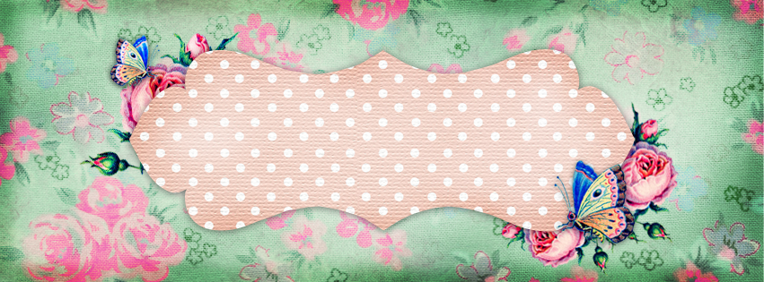 Free Vintage Facebook Timeline Cover and Blog Banner with Matching ...