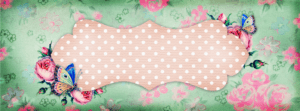 Free Vintage Facebook Timeline Cover and Blog Banner with Matching Button
