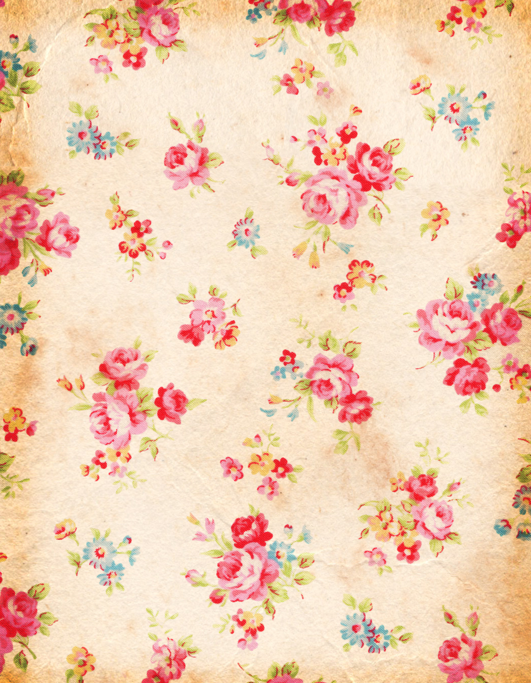 Pleasant Free Vintage Shabby Digital Papers Free Pretty Things For You Beutiful Home Inspiration Xortanetmahrainfo