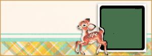 2 Free Vintage Deer Facebook Covers