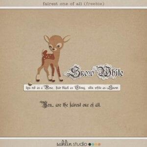 Free Vintage Deer