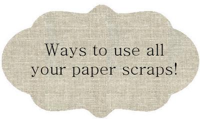 Paper_scraps DIY