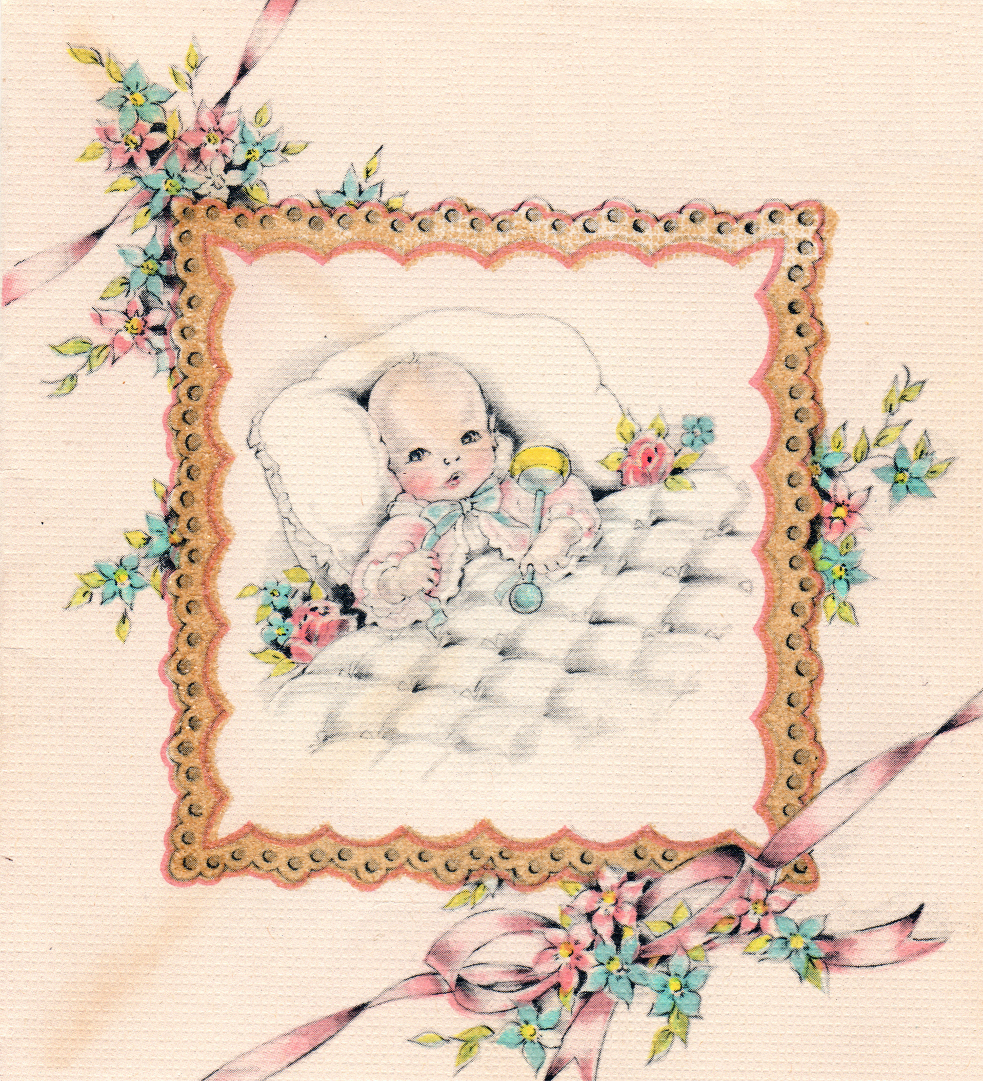 free vintage baby clip art free pretty things for you