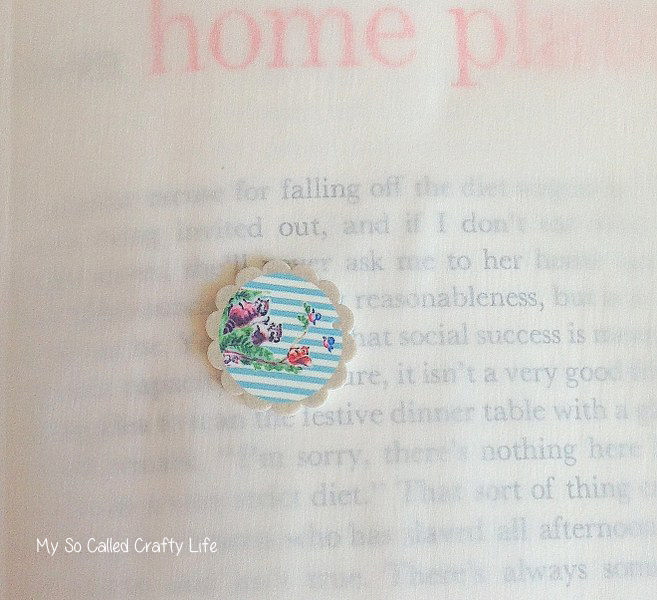 Shrinky Dink DIY vintage charms 10