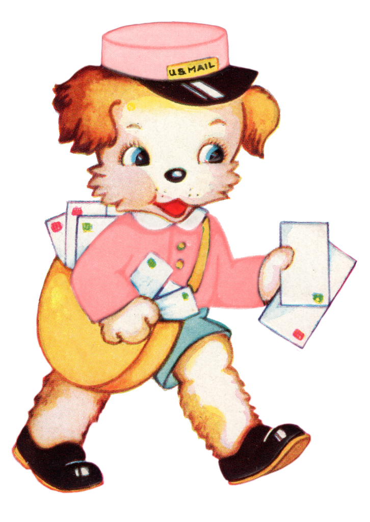 free_vintage_image_puppy_postman_by_fptfy_2
