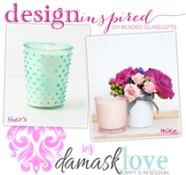 Diy Beaded Glass Gifts by Damask Love