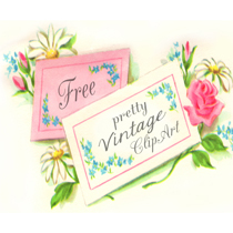 Free-Pretty-Vintage-Flowers-by-FPTFY