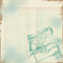 Free-Vintage-Baby-Boy-Digital-Scrapbooking-Paper-1