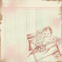 Free-Vintage-Baby-Girl-Digital-Scrapbooking-Paper-1