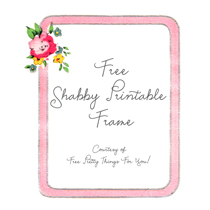Free-shabby-vintage-printable-frame-diy-invitations-by-FPTFY