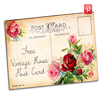 Free-vintage-altered-art-rose-postcards-1-by-fptfy