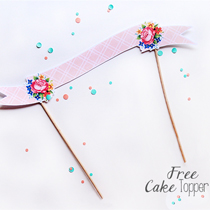 Free_vintage_cake_topper_Banner_by_FPTFY-thumb
