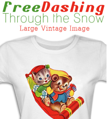 dashing-through-the-snow-large-printable-vintage-image-1