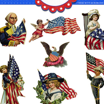 free-royalty-free-vintage-4th-of-july-images