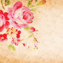 Free Vintage Rose Facebook Timeline Covers