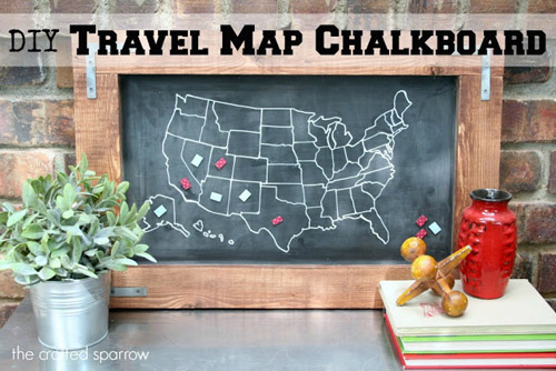 11_Travel Chalkboard Map 5