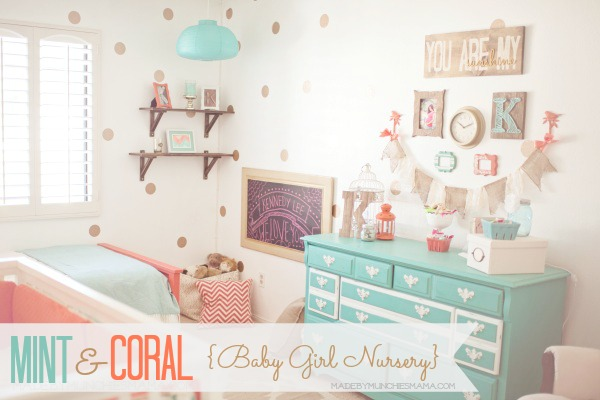 mint and coral nursery title