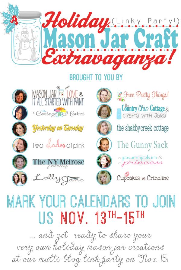 Holiday Mason ar Craft Extavaganza 2013