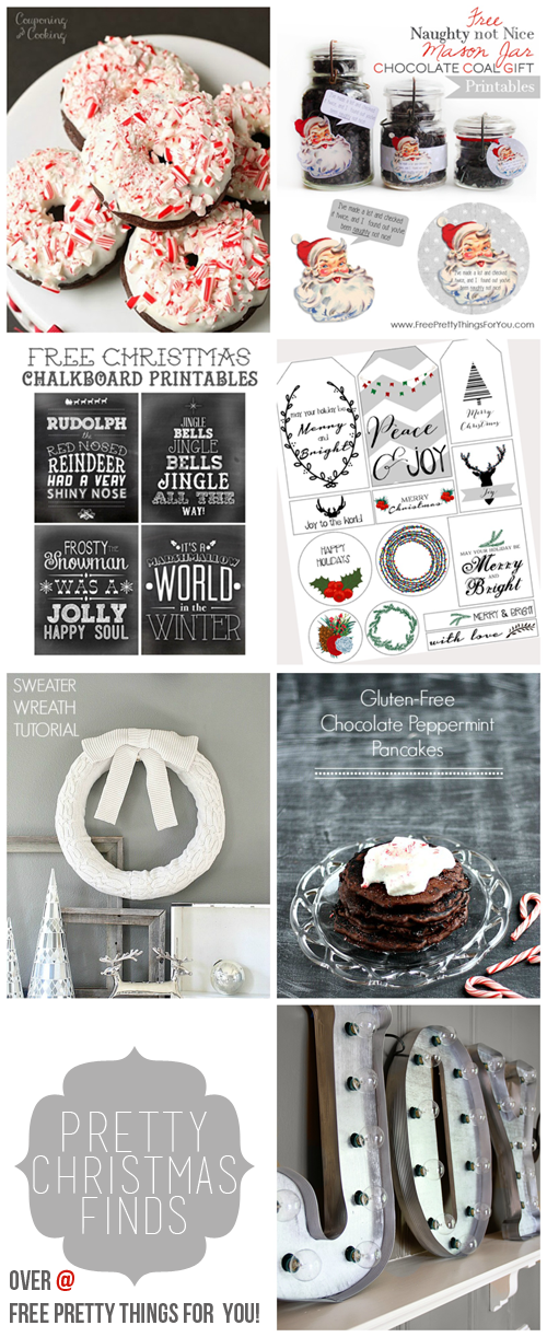 Homemade: Christmas gifts and ideas