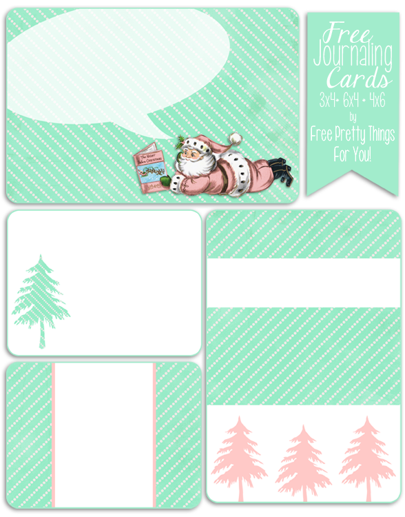 free-Christmas-Project-Life-Printables