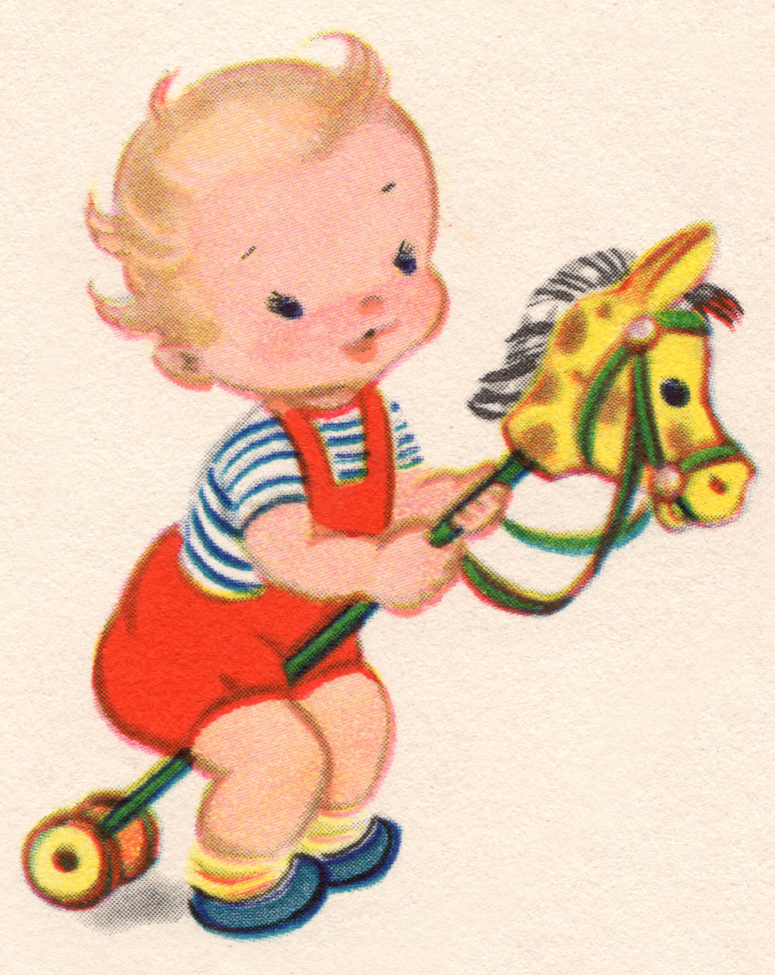 Vintage Clip Art Baby Boy Free Pretty Things For You