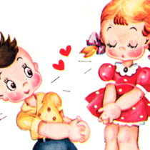 Cute Vintage Valentines Day Clip Art Free Pretty Things For You