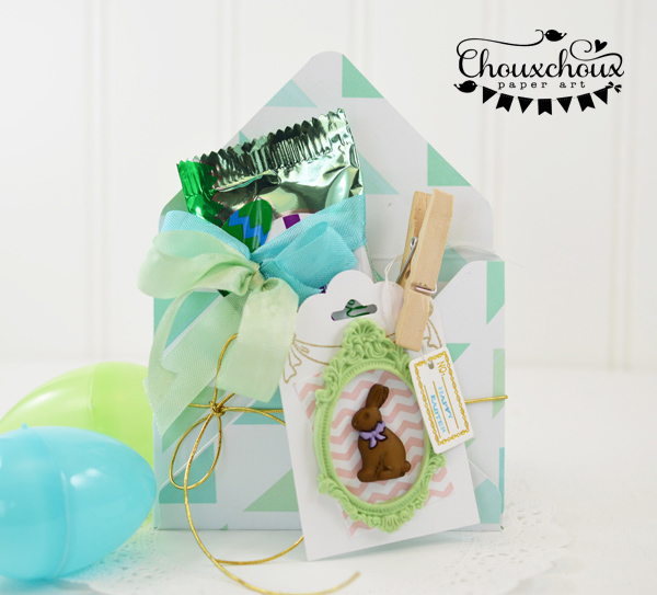 easter envelope treat one