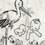 Image--Free-vintage-baby-stork-3