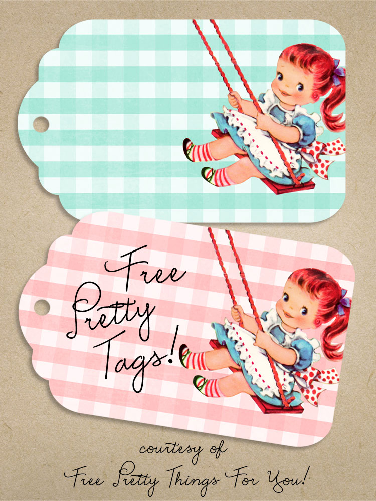Free_vintage_girl_on_swing_Tags_FPTFY_1