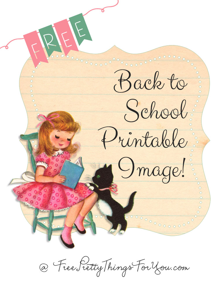 Images: Back to School Tags