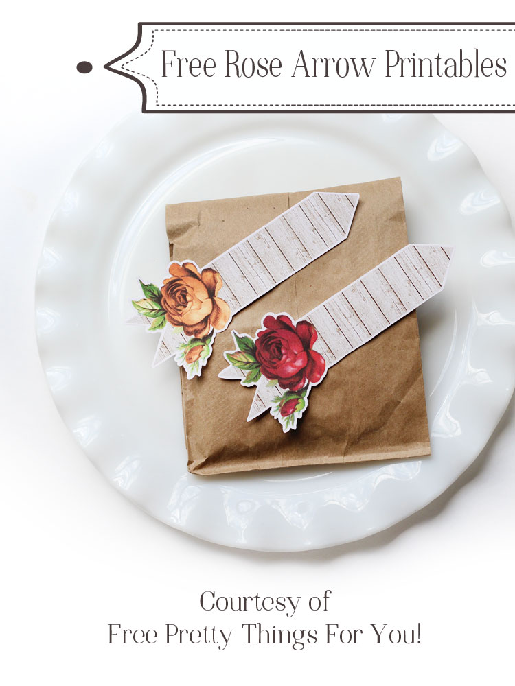Packaging_Design_Free_Rose_Arrow_Printables_FPTFY_1