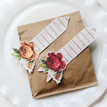 Free Rose Arrow Printables!