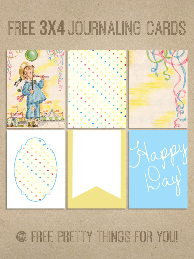 Project_Life_Oh_Happy_Day_3x4_Journaling_Cards_1
