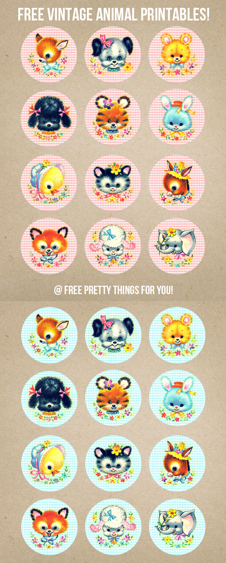 Vintage_Stock_Kitschy_Baby_Animal_Circles_FPTFY_7