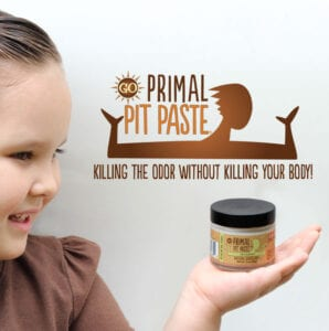 Primal Pit Paste Review and Giveaway