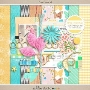 Scrapbook-Hundreds of Free Digital Scrapbooking Paper and Elements
